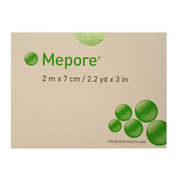 Bilde av Mepore rull 7 cm x 2 m