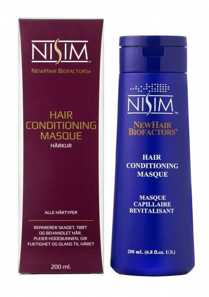 Bilde av Nisim hair conditioning masque 200 ml