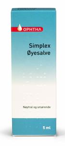 Bilde av SIMPLEX ØYESALVE 5G