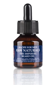 Bilde av RAW NATURALS IMPERI BEARD OIL 50 ML