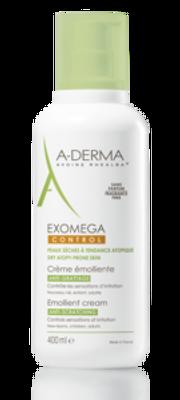 ADERMA EXOMEGA CONTROL CREAM 400 ML