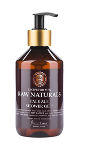 Bilde av RAW NATURALS PALE ALE SHOWERGEL 300 ML