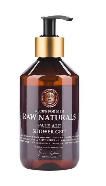 Bilde av Raw naturals pale ale showergel 300 ml