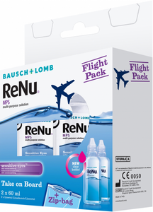 Bilde av RENU MULTI PURPOSE FLIGHT PACK 2X60ML