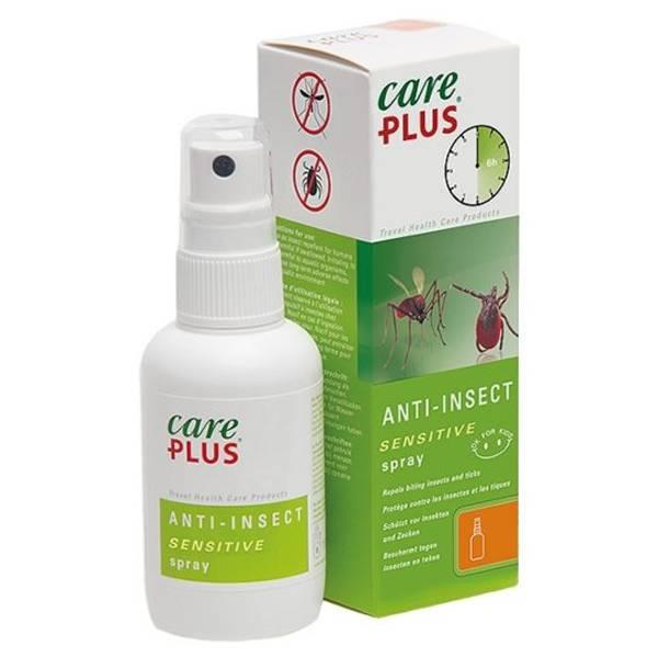 Bilde av Care plus anti-insect sensitive spray 60 ml