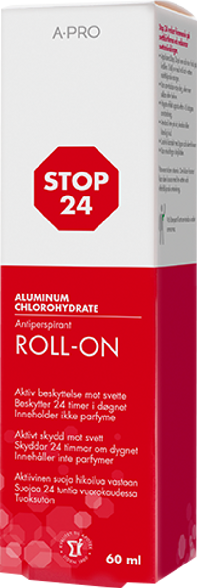 Stop 24 roll-on 60 ml