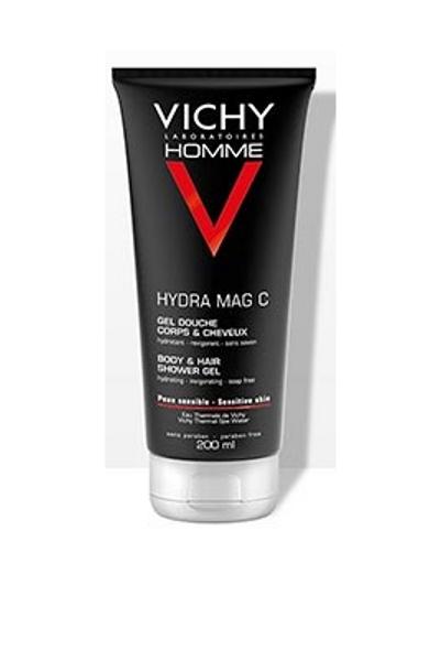 Bilde av Vichy homme dusjgele 200 ml