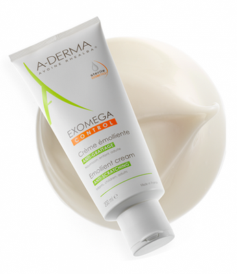 ADERMA EXOMEGA CONTROL CREAM 50 ML