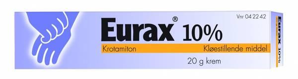 Bilde av Eurax krem 10 % 20 gram