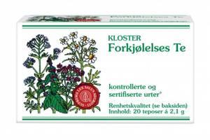 Bilde av KLOSTER FORKJØLELSES TE 20 TEPOSER