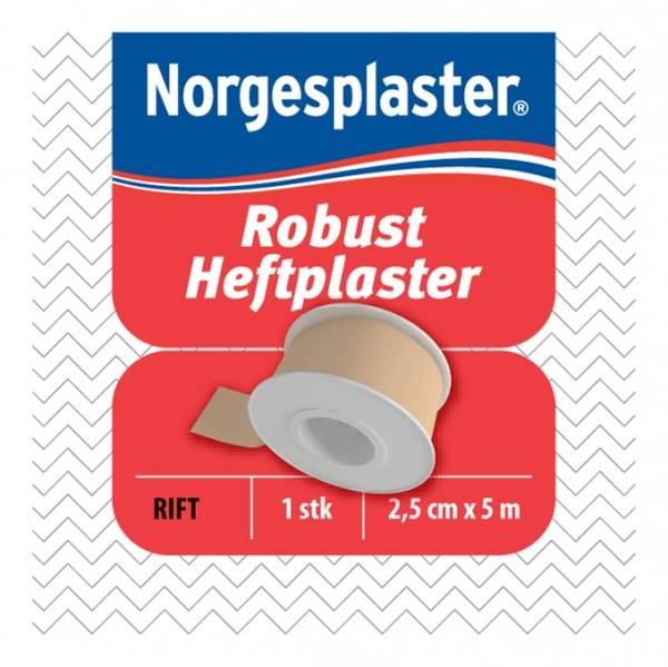 Bilde av Norgesplaster heftplaster tekstil 2,5 cm x 5 m