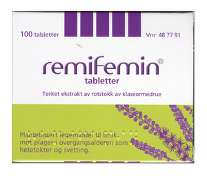 Bilde av REMIFIMIN 2,5MG 100 TABLETTER