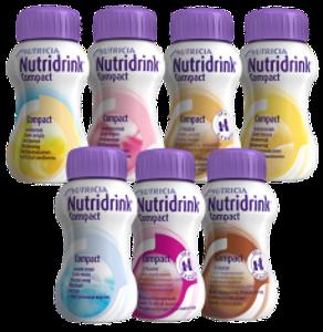 Bilde av NUTRIDRINK COMPACT KAFFE 4X125 ML
