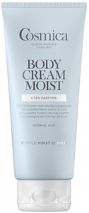 Bilde av COSMICA MOIST BODY CREAM U/P 200 ML
