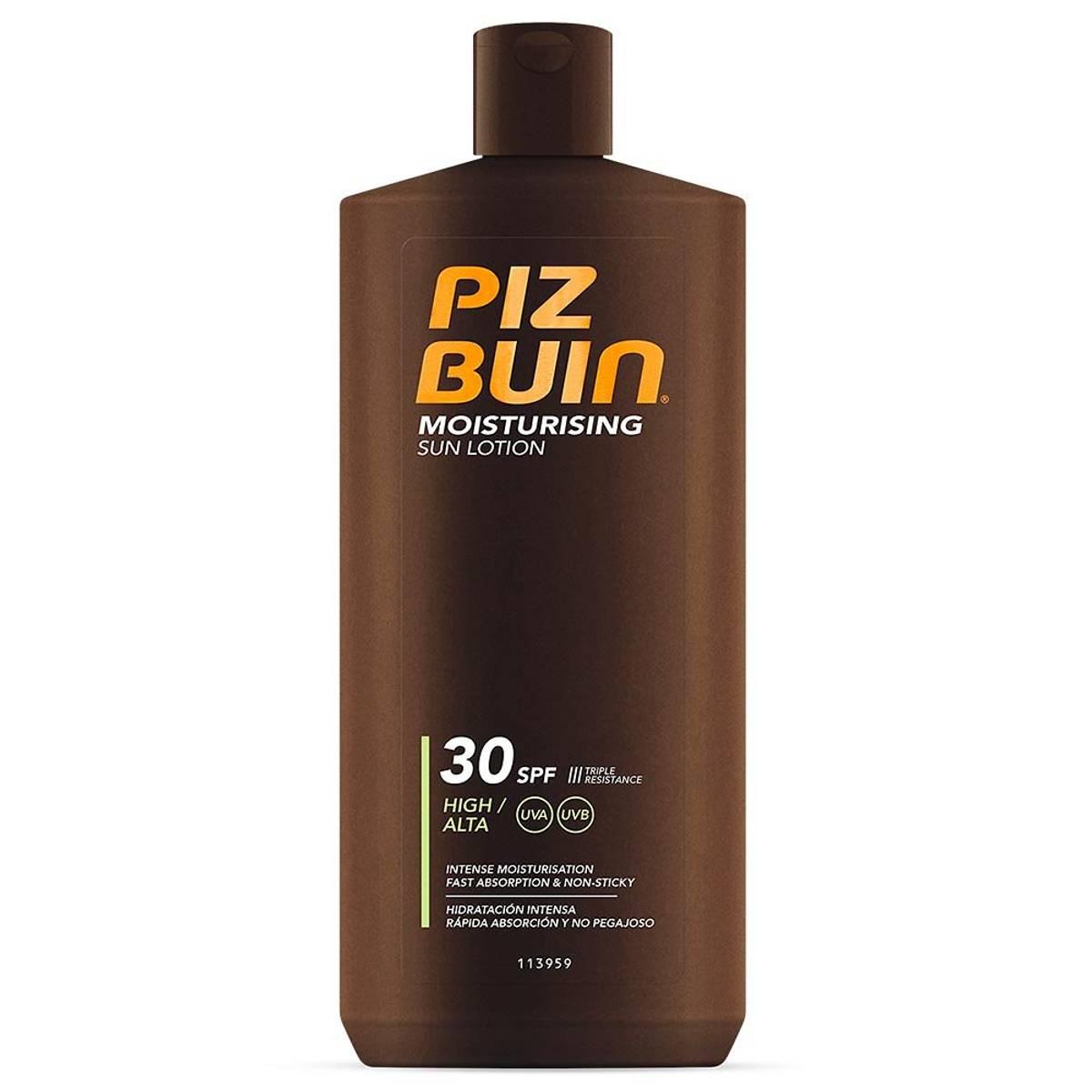 Piz buin moist sun lot f30 400 ml