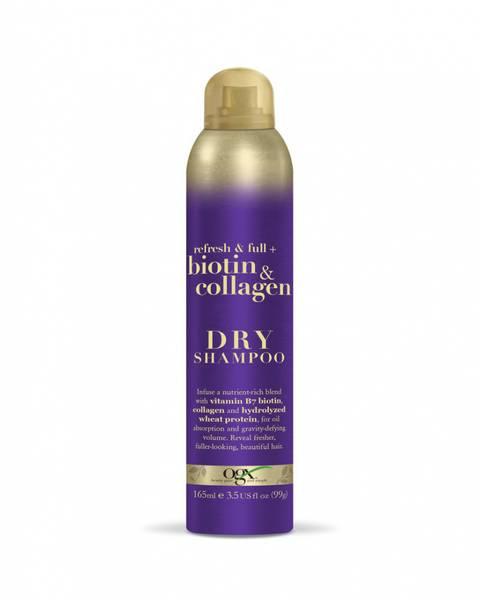 Bilde av Ogx biotin & collagen dry shampoo 165 ml