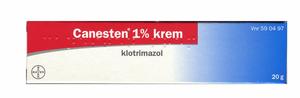 Bilde av CANESTEN KREM 1% 20G