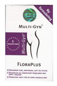 Bilde av MULTI-GYN FLORAPLUS 5X5 ML
