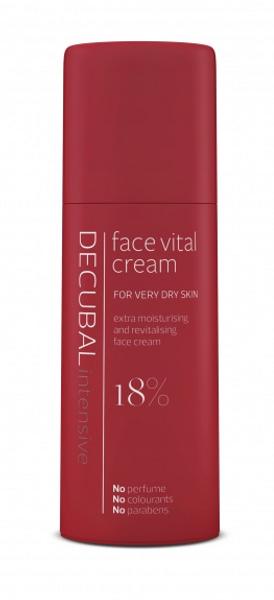 Bilde av Decubal face vital cream 50 ml