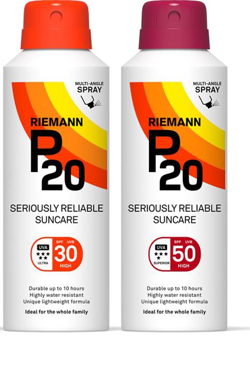 P20 continous spray f50 150 ml