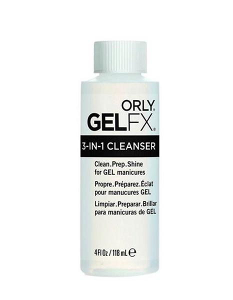 Bilde av Orly gelfx 3-in-1 cleanser 118 ml