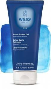 Bilde av WELEDA MEN AKTIVE DUSJ GEL 200ML