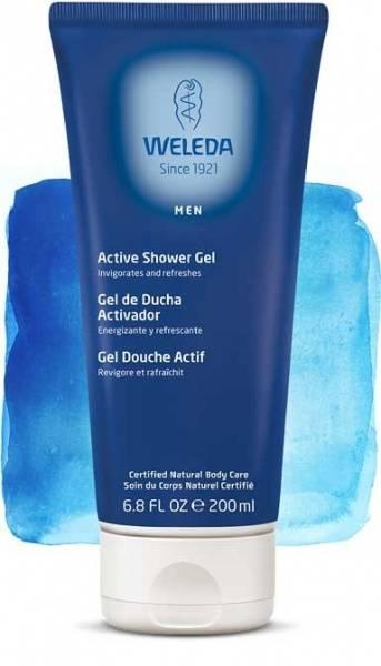 Bilde av Weleda men aktive dusj gel 200 ml
