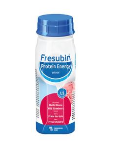 Bilde av FRESUBIN PROTEIN ENERGY DRINK MARKJORDBÆR 4X200ML