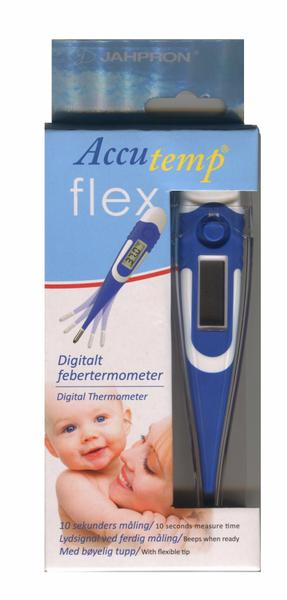 Bilde av Accu-temp flex digi febertermometer