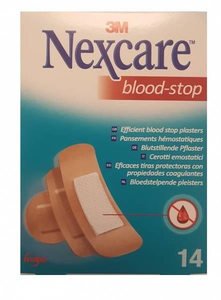 Bilde av Nexcare blod stopper ass 14 strips