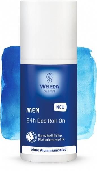 Bilde av Weleda deodorant men 24h roll-on 50 ml