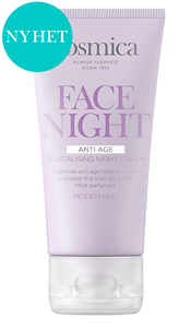 Bilde av COSMICA FACE ANTI AGE REVIITALISING NIGHT M/P 50 ML