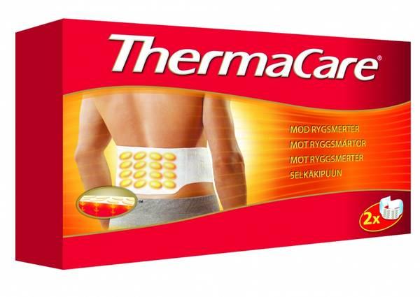 Bilde av Thermacare varmepakning rygg 2 stk