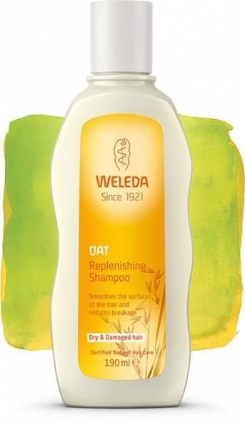 Bilde av Weleda oat replenishing shampoo 190 ml