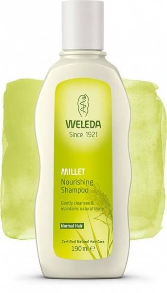 Bilde av Weleda millet nourishing shampoo 190 ml