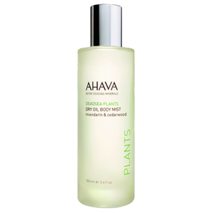 Bilde av AHAVA DRY OIL BODY MIST MANDARIN 100 ML