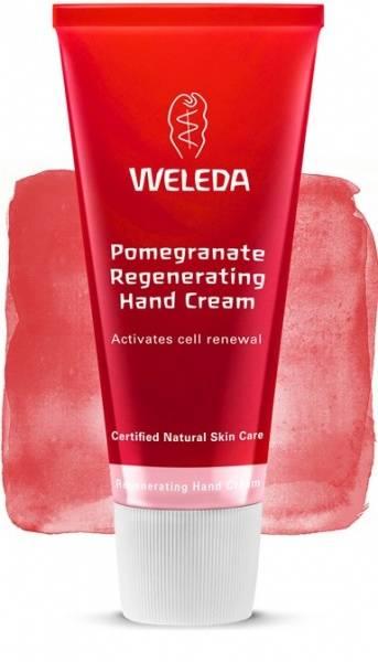 Bilde av Weleda pomegranate regenerating hand cream 50 ml