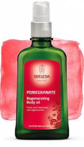Bilde av WELEDA POMEGRANATE REGENERATING BODY OIL 100 ML