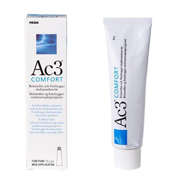 Bilde av Ac3 comfort gel 30 gram