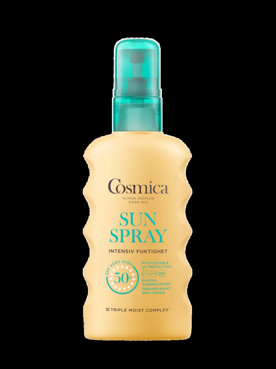 Cosmica sun pump spray f50+ u/p 175 ml