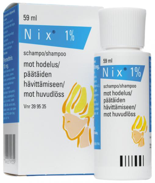 Bilde av Nix sjampo 1% 59 ml