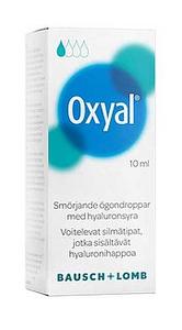 Bilde av OXYAL ØYEDRÅPER 10ML
