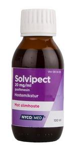 Bilde av SOLVIPECT MIKSTUR 100ML