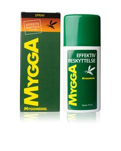 Bilde av MYGGA SPRAY 9,5% DEET 75ML