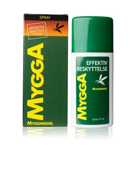 Bilde av Mygga spray 9,5% deet 75 ml