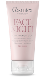 Bilde av COSMICA FACE NOURISHING NIGH CREAM TØRR 50 ML