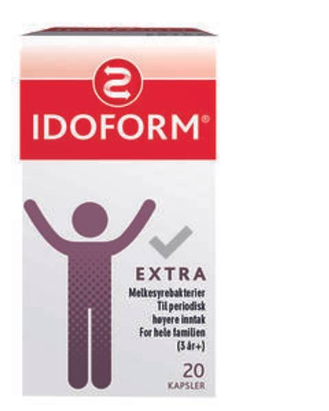 Bilde av Idoform extra 20 kapsler