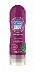 Bilde av DUREX PLAY MASSAGE 2IN1 200 ML