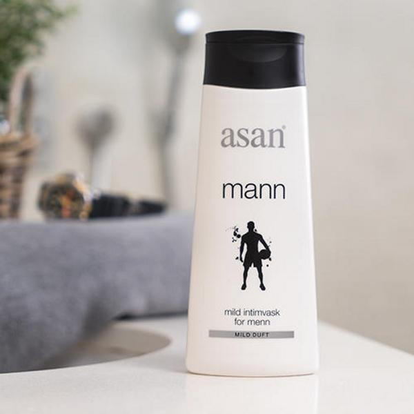 Bilde av Asan intimvask mann 220 ml
