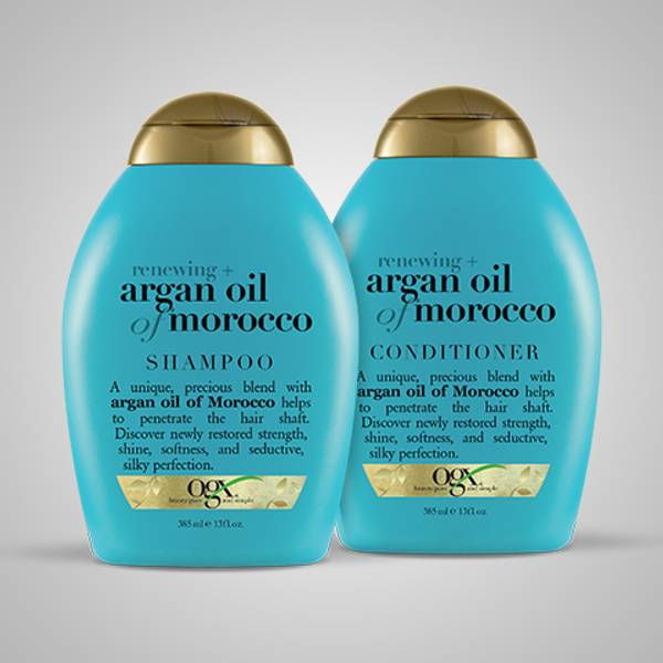 Bilde av Ogx argan oil morocco sjampo 385 ml
